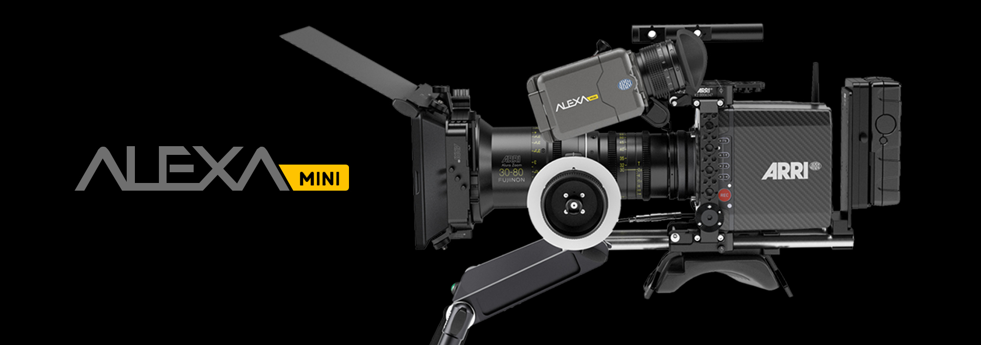 ARRI Alexa MINI - Już do wynajmu w Lightcraft