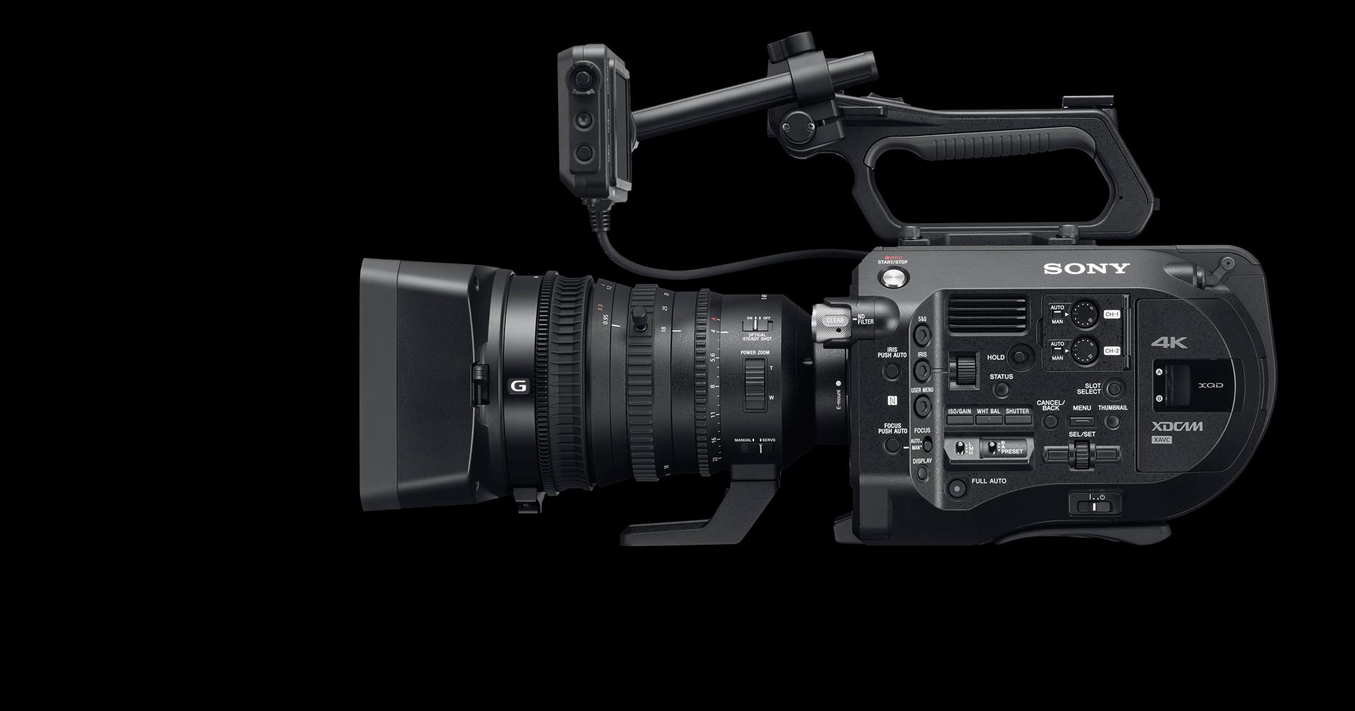 Sony PXW-FS5K 4K XDCAM